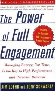 The+power+of+full+engagement
